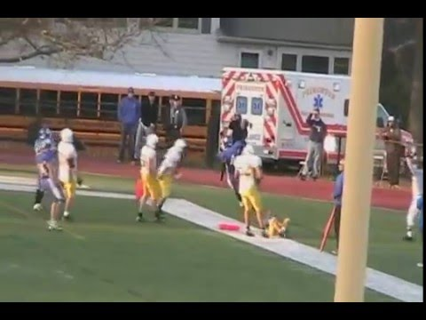 Princeton High School Football 2009 Highlight Video Part 2 of 3