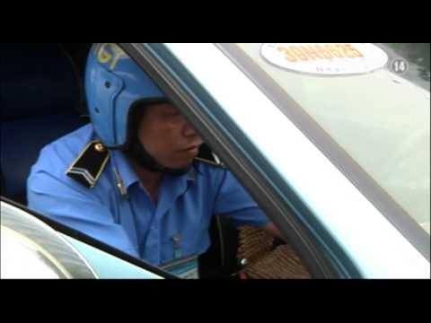 VTC14_Dùng điện thoại để gian lận cước taxi