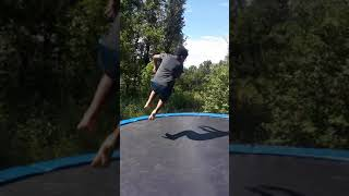 Awesome trick dude