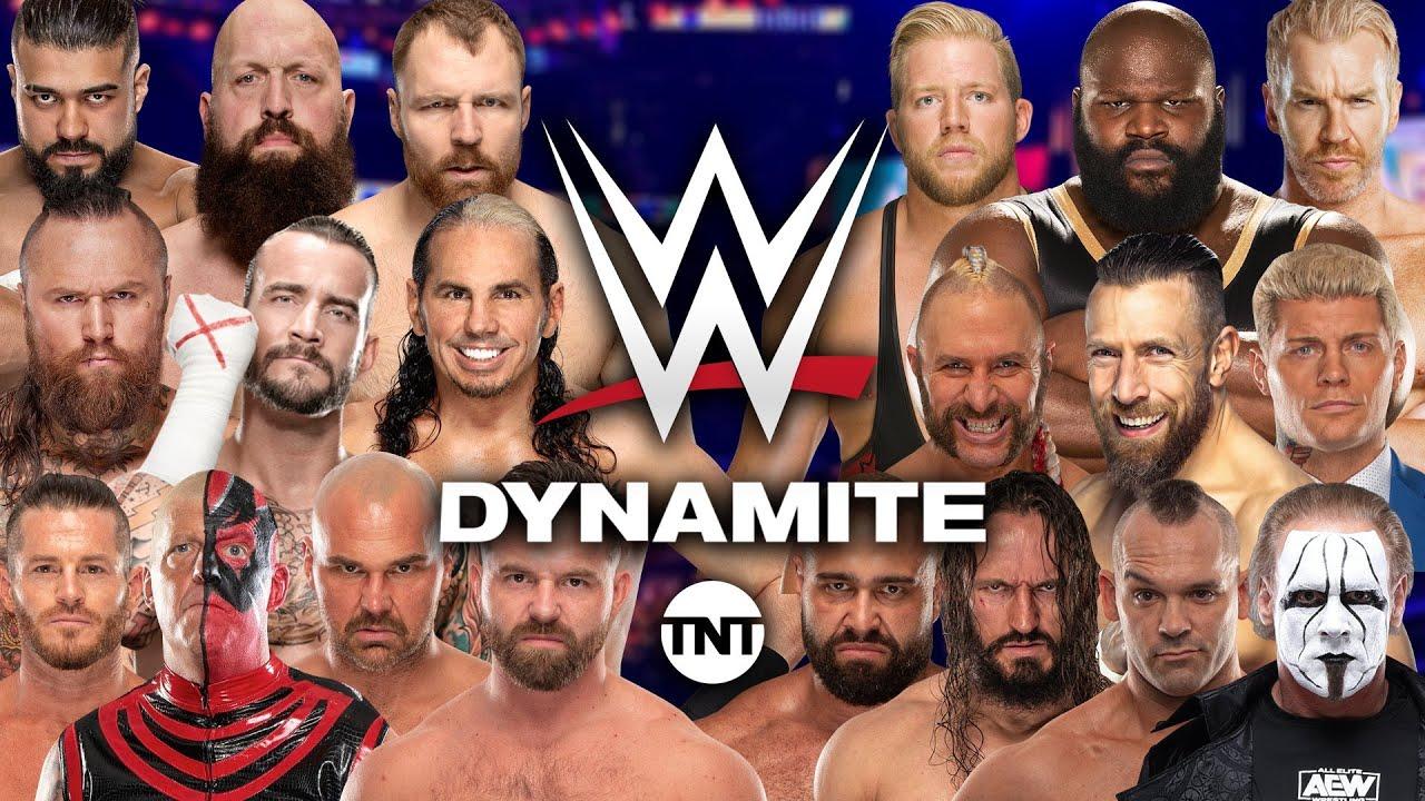 Is AEW Hiring Too Many Former WWE Superstars?