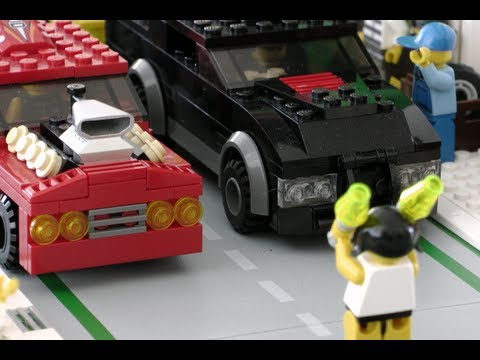 Lego City Street Race Youtube