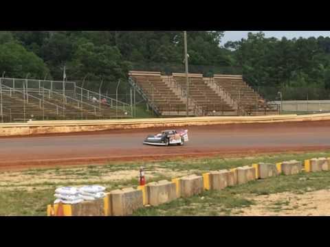 Jt Seawright super practice Boyds Speedway
