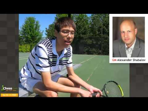Chess News: US Chess Championship - Robson Interview!