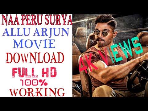Surya Power 2018 Allu Arjun New Released...
