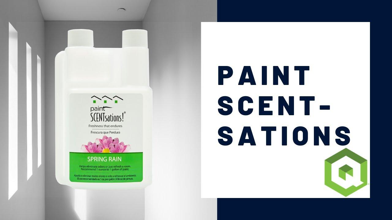 Paint Scentsations Odor Control You