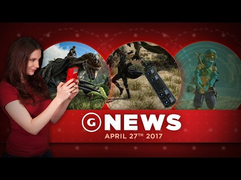 Nintendo Switch Sales Hit 2.7m & Huge Final Fantasy 15 Update! - GS Daily News