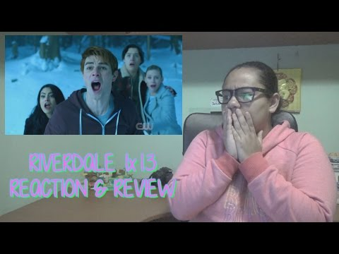 "Riverdale 1x13 REACTION & REVIEW ""Chapter Thirteen: The Sweet Hereafter"" Season Finale 
