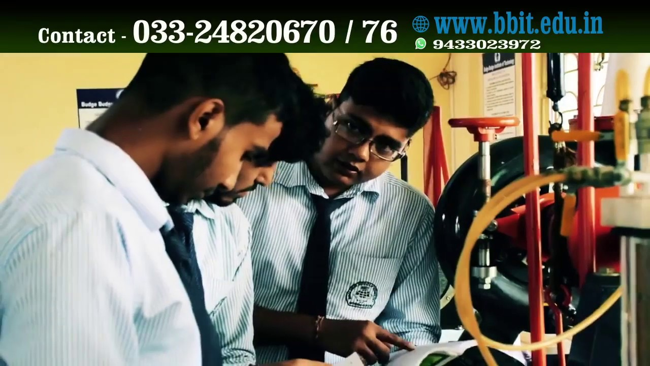 BBIT - Best Engineering College in Kolkata