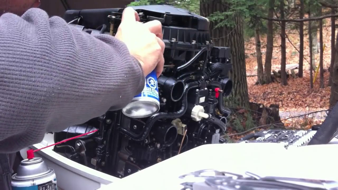 How To Winterize Johnson Outboard Motor | motorcyclepict co