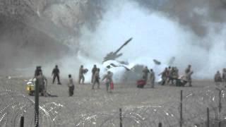 May 2010 Helo Crash FOB Kalagush