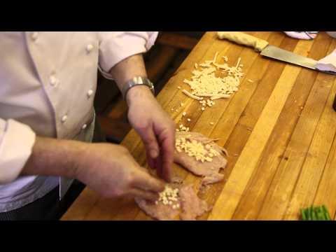 Asparagus-Stuffed Chicken Breast Recipe : Recipes That Rock