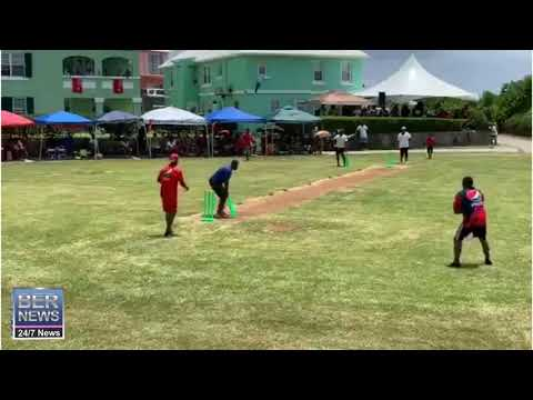 8-Year-Old Mcaiz Trott Impresses At Sleepy Hollow Cup Match, July 2020