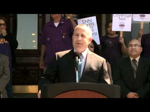 Steinberg, Parents, Advocates Rally to Urge Governor to Sign Landmark Autism Insurance Coverage Bill