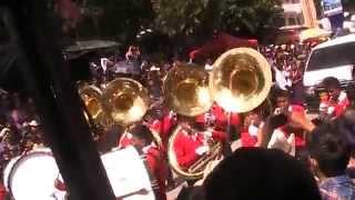 San Juan Ixcoy y San Pedro Soloma, Visitado por la banda shekina 2014