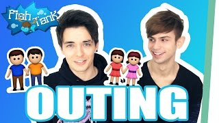 """Unser OUTING"" ft. Darkviktory [#FishTank]"