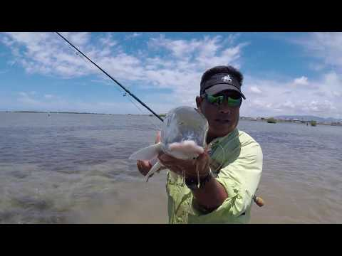Fly Fishing In Hawaii For Bonefish 4 July 2018