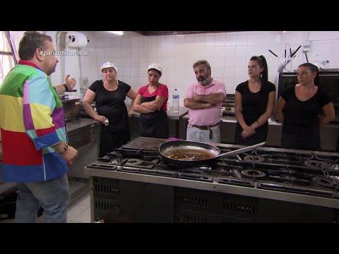"""Alberto Chicote: """"Sois todos más falsos que un duro de madera"""" - Pesadilla en la cocina"""