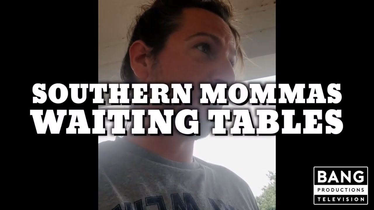 COMEDIAN DARREN KNIGHT: SOUTHERN MOMMAS WAITING TABLES - COMEDY FUNNY LAUGH