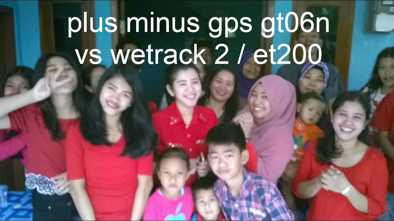 Plus Minus GPS GT06N vs WeTrack 2 Anti Air