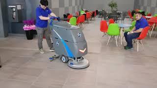 실내바닥관리 청소차 렌탈_선명청소기