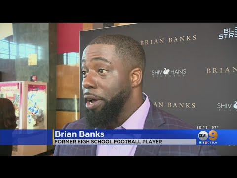 Wrongly Accused Of Rape, 'Brian  Banks' Story Comes To The Movies