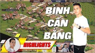AoE Highlights | Trận đấu CHUI HỐC - LÊN HORSE thần có 1-0-2 của Chim Sẻ Đi Nắng