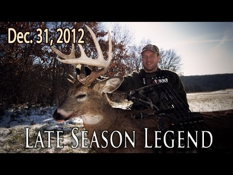 Bowhunting Mature Bucks | Midwest Whitetail 2012
