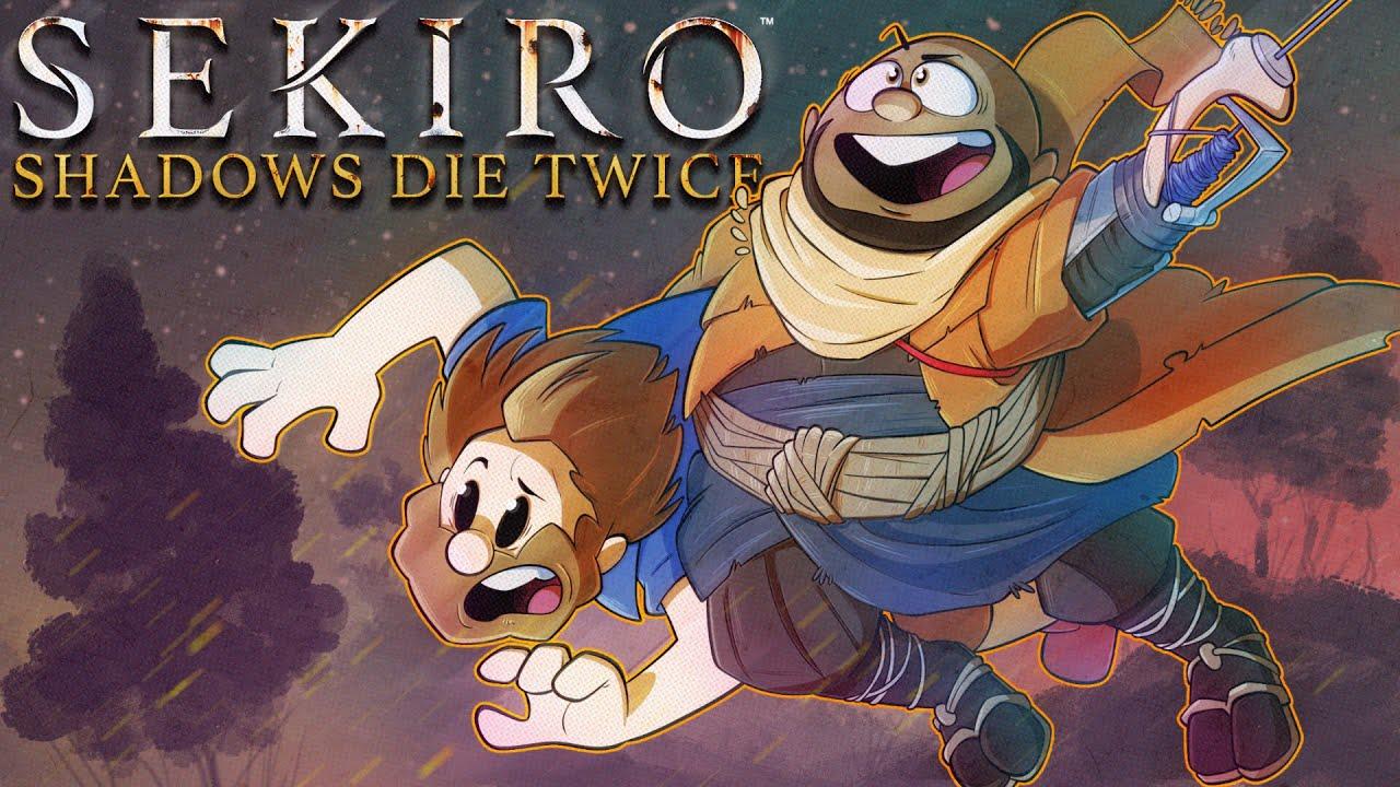 Sekiro: Shadows Die Twice   Ep. #5   Snekiro   Super Beard Bros