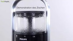 Test: Philips  HD5407/60  Cafe Gourmet Kaffeemaschine