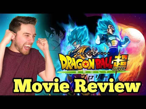Dragon Ball Super: Broly - Movie Review (New Dragon Ball Movie)