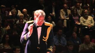 """""""The Mountain Whippoorwill"""" by Jess Turner - Bob Jones University Symphonic Wind Band"""