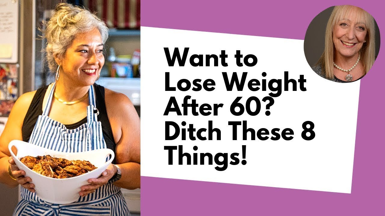 losing weight after age 60