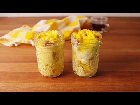 Mason Jar Omelets | Delish