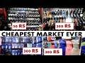 सबसे सस्ता मार्केट | Fashion Street Pune Edited Vlog 1 | Killer King India