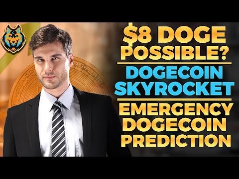 CAN DOGECOIN REACH $8 At The End Of This Bullrun? (Huge News) Dogecoin News, Dogecoin Analysis, Doge