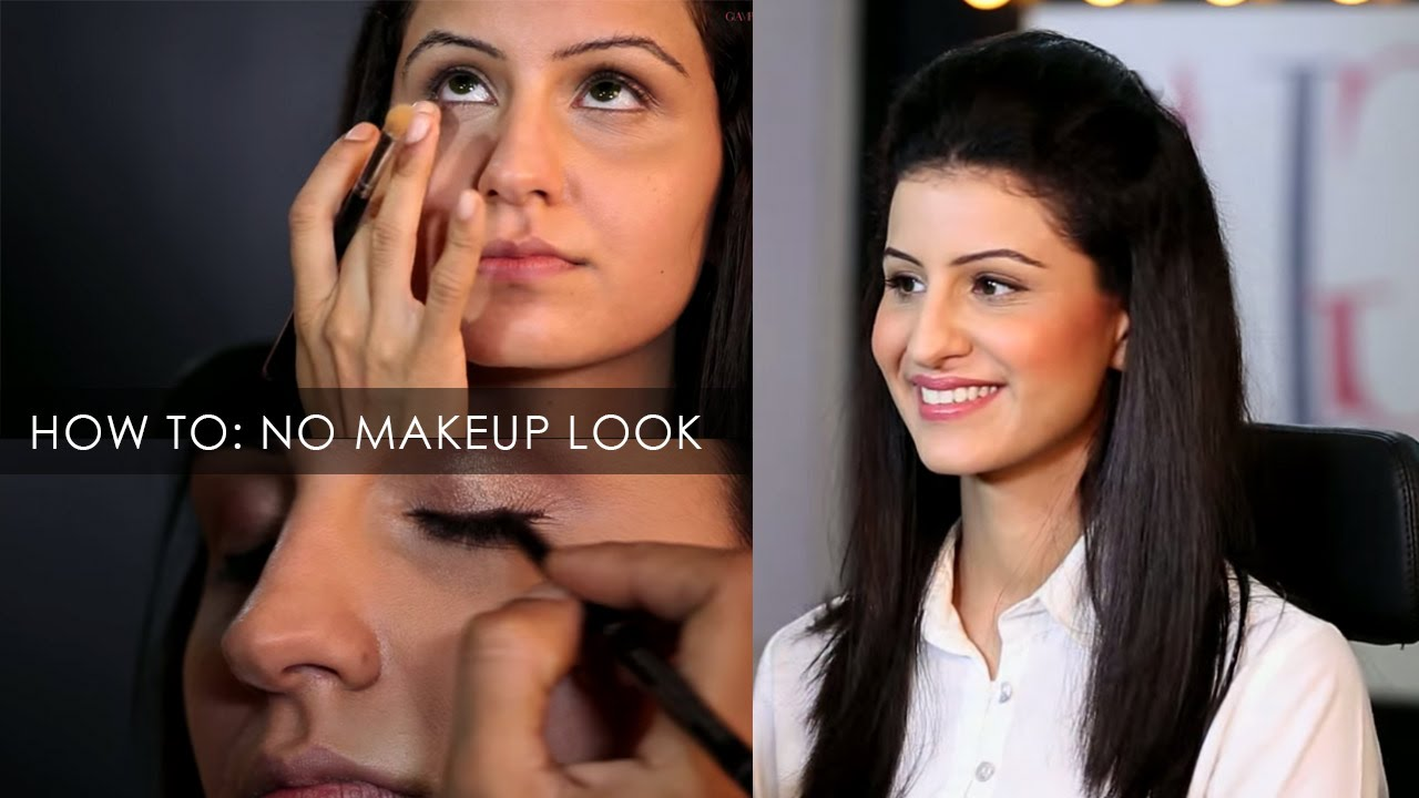 How To: Natural Makeup Look In 7 Steps - Everyday Makeup - Glamrs
