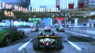 Burnout - Gaming Night - ps3trophies.org - PS3T