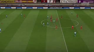 Fifa 19 haciendo una carrera parte 2 en directo