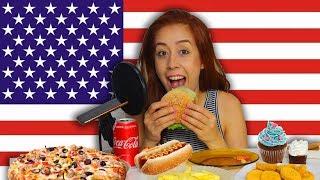Baixar ASMR | COMIDAS AMERICANAS -USA- American food