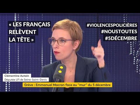 Les français relèvent la tête : #NousToutes #5Décembre #ViolencesPolicères