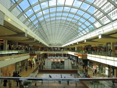 Houston Texas Galleria (Mall) (2014)