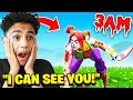 Never Play Fortnite at 3AM! (SCARY)