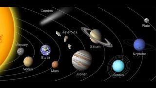 Układ Słoneczny Świadczy O Stworzeniu-Dowody Inżyniera Programu Kosmicznego