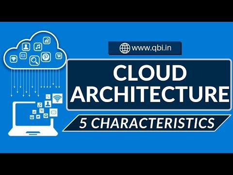Cloud Computing Architecture Characteristics   Vijay S Shkla   Business Analyst Training