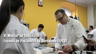 VI Master del Chocolate de la EPGB