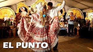 El Punto, baile típico de Panamá