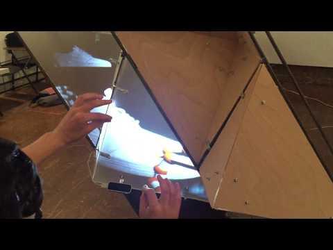 Virtual Shelf and Augmented Reality
