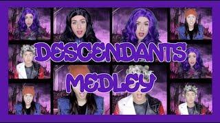 ACAPELLA DESCENDANTS MEDLEY | Georgia Merry