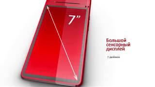 Графічний відеоролик ''Мобільна онлайн-каса МТС 7''.