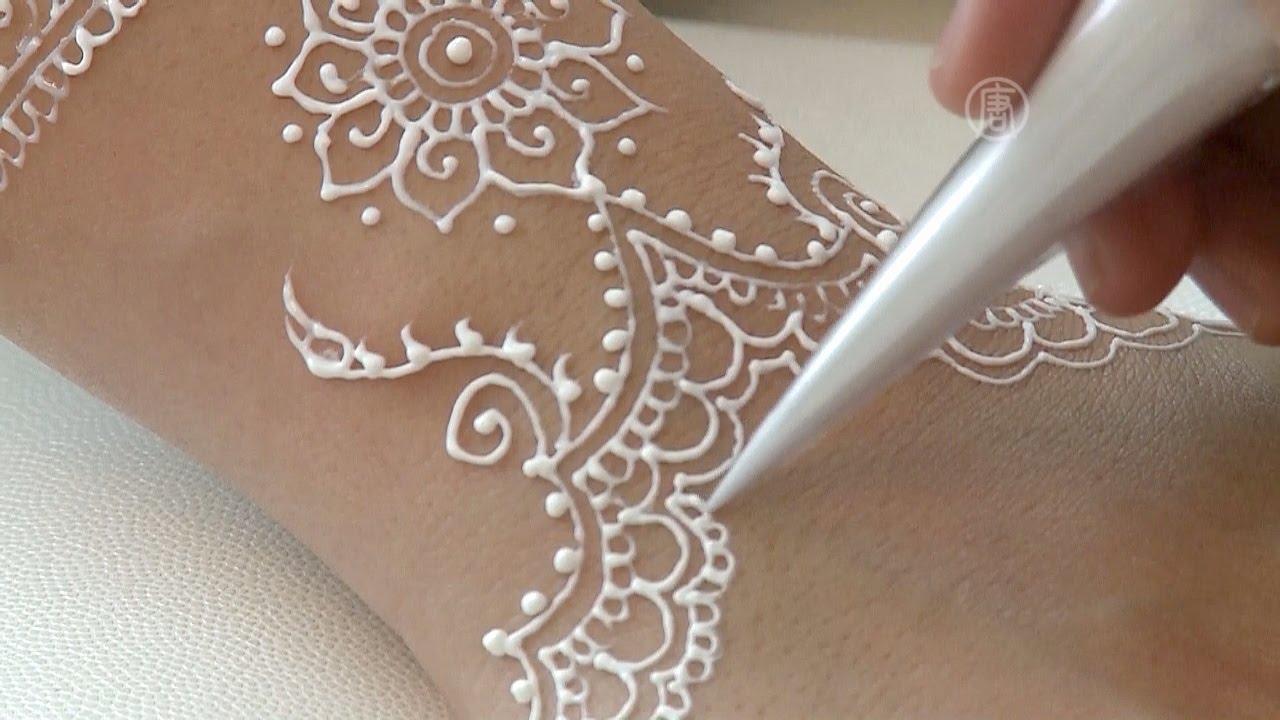 картинки татуировки хной